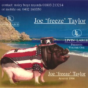 Joe Freeze - Livin' Large Vol. 1 1996, Side B (house / progressive house mix)