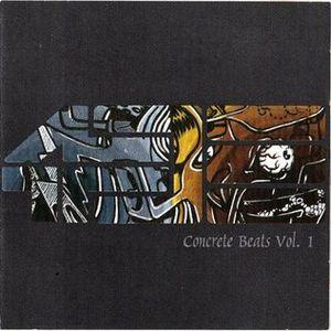 J.Rocc - 4CE Concrete Beats Vol.1 2008