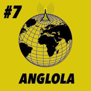 Global Groove #7 Angola