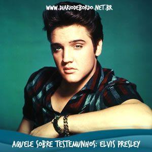 PodCast #065 - Aquele Sobre Testemunhos: Elvis Presley
