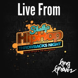 """Greg Groovez Live From """"Shally Hip Hop Throwbacks Night"""" (Relive Hip Hop & The Millenium)"""