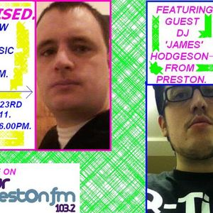 Energised with DJ Tim Featuring James Hodgeson - Part 2