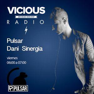 Pulsar by Dani Sinergia #82 (16 - 10 - 2017) Pulsar Radio Show