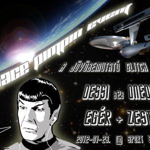Zest @ [hskru] - space pimpin /sport büfé/