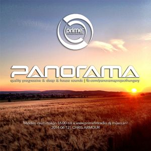Panorama @ Prime FM 010 | Mixed By Chris Armour | 20140612