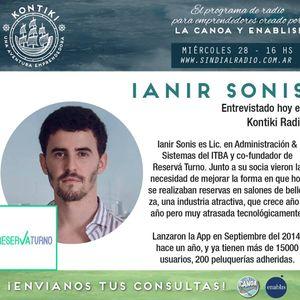 Programa 33 - Entrevista - Ianir Sonis - Reservá Turno