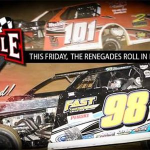 RacinDirt Network Race Coverage Podcast from Lernerville, PA Speedway 4th Annual Duel on Dirt!!