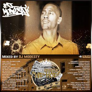 DJ MODESTY - THE REAL HIP HOP SHOW N°336