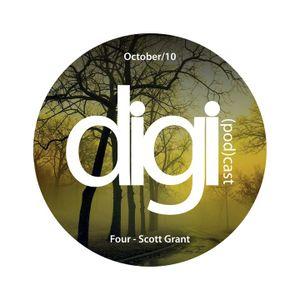 Digicast Four - Scott Grant - October 10