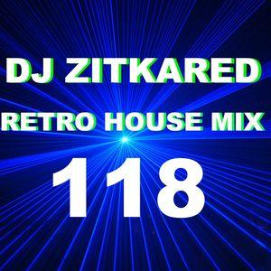 Retro House Mix 118 DJ ZITKARED Hard Techno-Trance