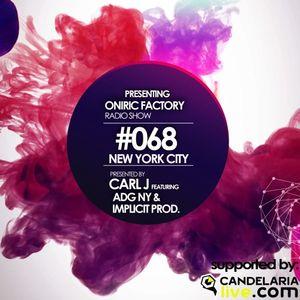 Oniric Factory Radio Show #068