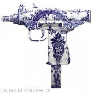 Blue Elephant - Delirium Mixtape 01