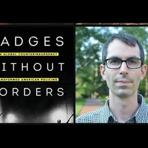a conversation with Stuart Schrader on Rock Against Racism and Badges without Borders