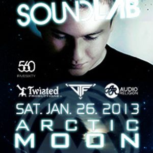 Rick Deacon - Arctic Moon VTF DJ Contest Semi-Finalist