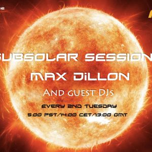 Max Dillon - SubSolar Sessions 004