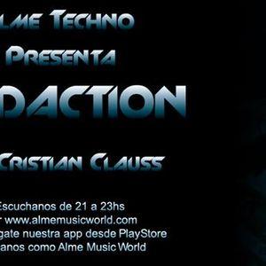 Cristian Clauss - Cedaction 011 - 07-06-2016 / Alme Music World