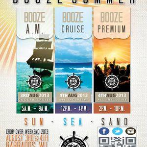 Booze Cruise Promo Mix