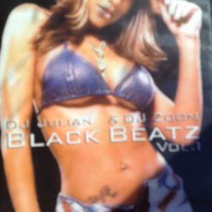 DJ Julian & DJ Zoom - Black Beats Vol.1