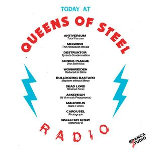 Queens of Steel (radio) - 14/07/2015