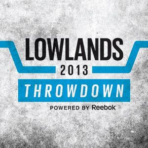 Lowlands Throwdown 2013