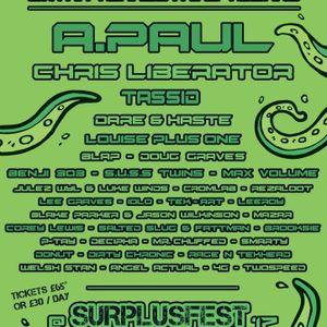 Brooksie - Surplusfest Promo 2017 - The Incubator