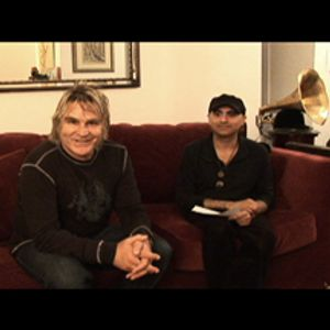 The Alarm Mike Peters interview & music