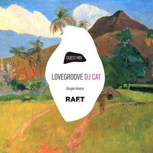 DJ CAT (Lovegroove) - Boogie Breeze Mixtape