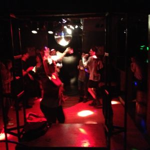 LIL'DAVE GODIN Live @ THE DISCO DUNGEON September 12th 2012