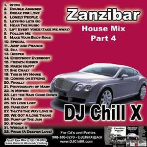 THE BEST IN CLASSIC HOUSE MUSIC - Zanzibar Part 4 by DJ Chill X