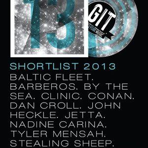The GIT Award 2013 podcast