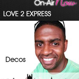 Decos Love2Express - 190316 - @decos001