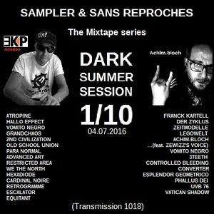 "RADIO S&SR Transmission n°1018 -- 04.07.2016 (Mixtape D.S.S. 1/10 ""EK PRODUCT"" + ""ACHIM BLOCH"")"