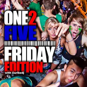#ONE2FIVE - FRIDAY EDITION (Junio 26-2015)