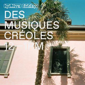 Des Musiques Créoles (08.12.17)