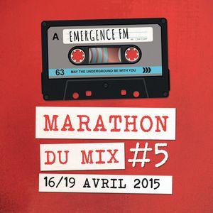5eme Marathon du Mix @ Emergence.FM