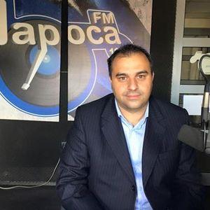 Viceprimarul Dan Tarcea la Clujul in Direct de la Napoca FM- editia din 7.07.2016