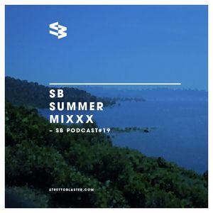 The Blast Podcast #19: FFiume presents SB Summer Mixxx