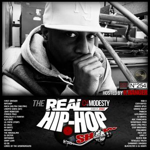 DJ MODESTY - THE REAL HIP HOP SHOW N°254 (Hosted by K BANGER)