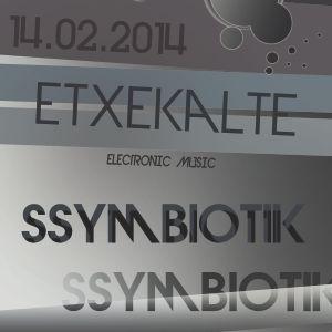 AlaiN.SSymbiotiK live @ Etxekalte part1 2014-02-14
