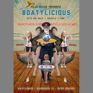 A Boatylicious (Party) Mix (by uBr aka Villa Djava)