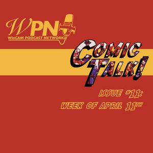 Comic Talk  Issue #11