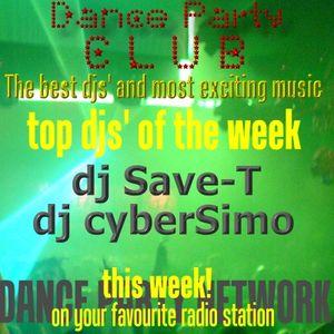 Dance Party Club  mar 16th 2013