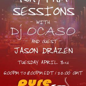 Jason Drazen - Night Rhythm Sessions 021 (Guest Mix) [April 03 2012] Part 2 on Pure.FM