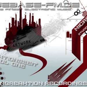 Micro Lixx @ ReaktionsZeit Vol.1  ( KlangReaktionRec Studio CueBase-Fm Münster )