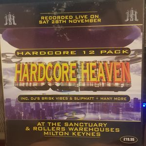 Breeze - Slammin Vinyl Vs Hardcore Heaven 28th November 1998