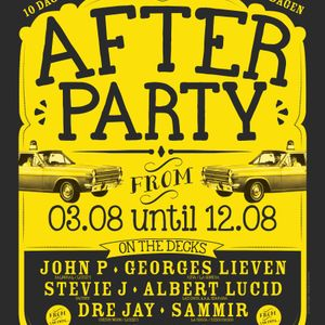 Albert Lucid - Live @ Luigi's Afterparty's (during Lokerse Feesten 12')