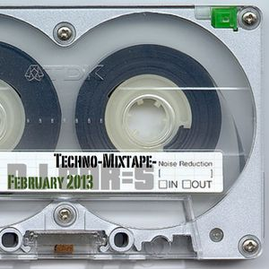 DJ Chr=S - Techno-Mixtape February 2013