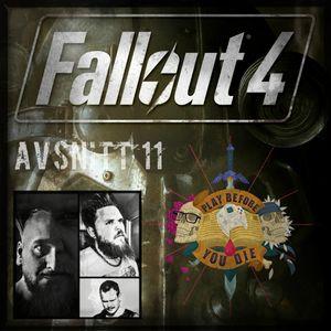 Fallout 4: Avsnitt 11 – Tillbakablickar & Vault-Tec Workshop