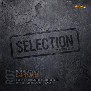Selection | November 2012