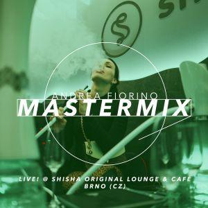 Andrea Fiorino Mastermix #612 (Live! @ Shisha Original lounge & café Brno)